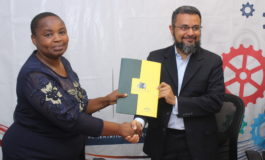 Burhani Engineer's, Kibera Sub-County government new deal to boost STEM Education