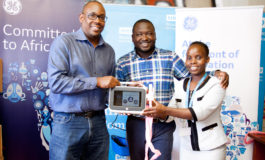 GE, SHOFCO partners to improve antenatal care in Nairobi slums