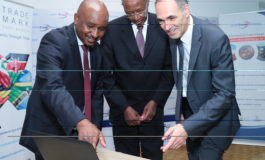 Kenyan gov't launches online international trade portal