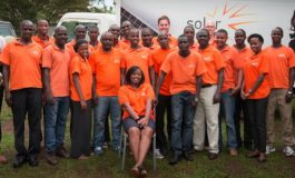 SolarNow quest to light east Africa