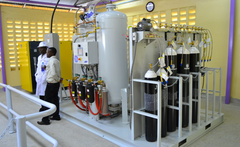 Hewa Tele supplies affordable oxygen to save lives